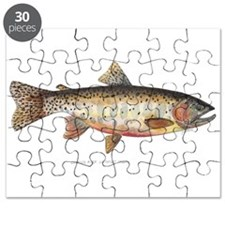 Colorado River Cutthroat Trout Puzzle