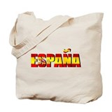 Espana spain Canvas Bags