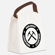 Geologist Canvas Lunch Bag
