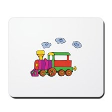 train Mousepad