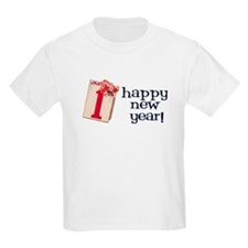 New Year Vintage Kids T-Shirt