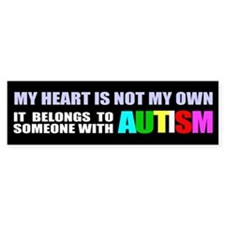 Autism awareness Car Sticker