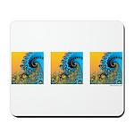 3 Waves: Mousepad