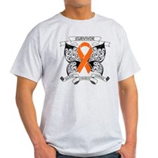 Survivor Leukemia Strength T-Shirt