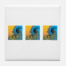 3 Waves: Tile Coaster