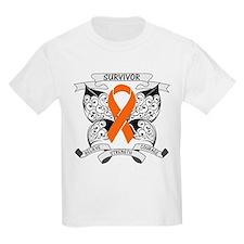 Survivor Kidney Cancer T-Shirt