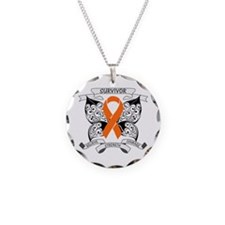 Survivor Kidney Cancer Necklace
