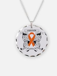 Survivor Kidney Cancer Necklace