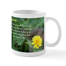 John 3:26 Dandelion Mug