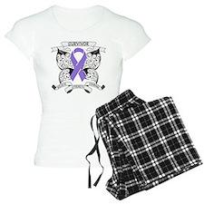 Survivor Hodgkin Disease pajamas