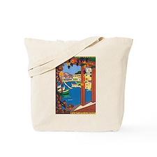 Paris Lyon Tote Bag