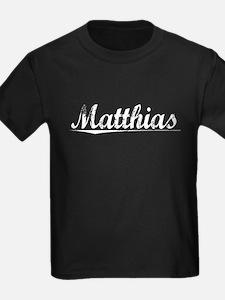 Matthias, Vintage T