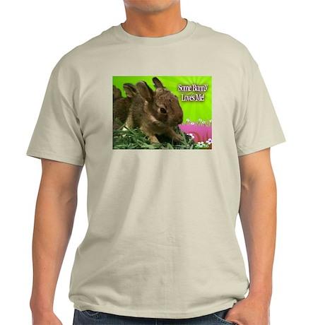 Some Bunny Loves Me Light T-Shirt