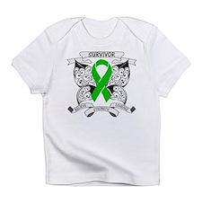 Survivor Bile Duct Cancer Infant T-Shirt