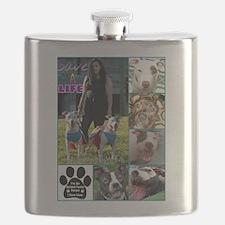 Save a Life Flask