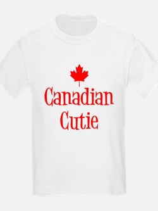 Canadian Cutie T-Shirt