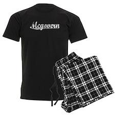 Mcgovern, Vintage Pajamas