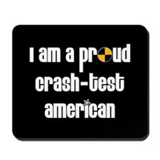 Proud minority Mousepad