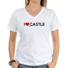 I Love (Heart) Castle Shirt