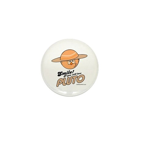 PLUTO Mini Button