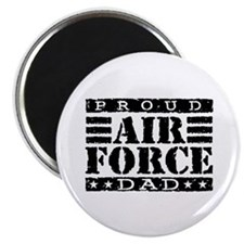 Proud Air Force Dad Magnet