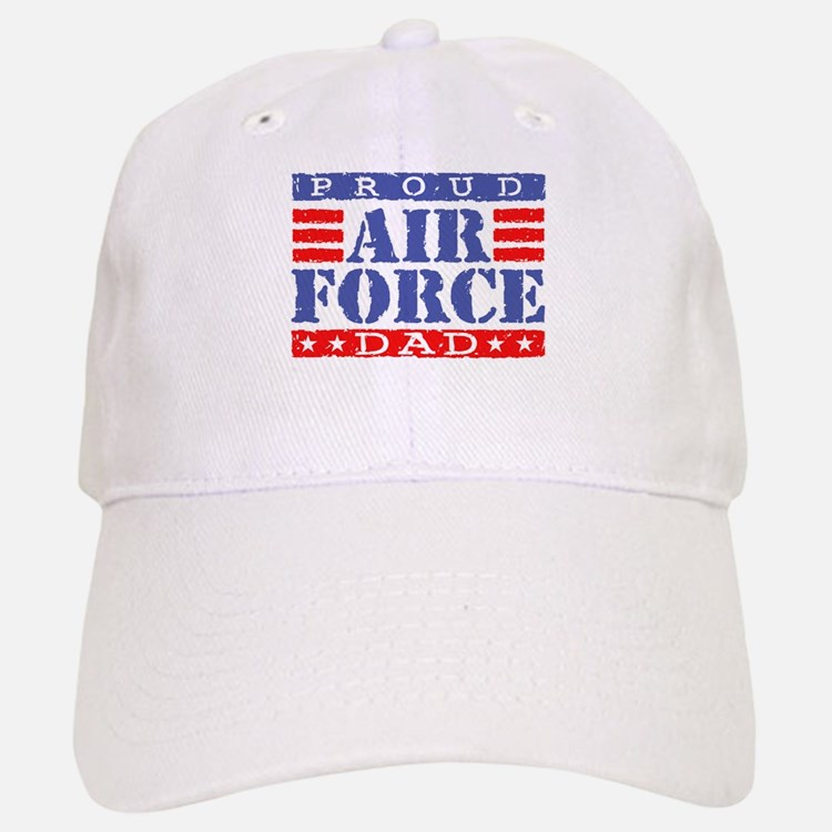 Proud Air Force Dad Baseball Baseball Cap