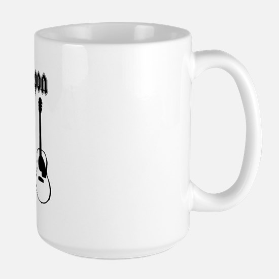 Choose Your Weapon Large Mug