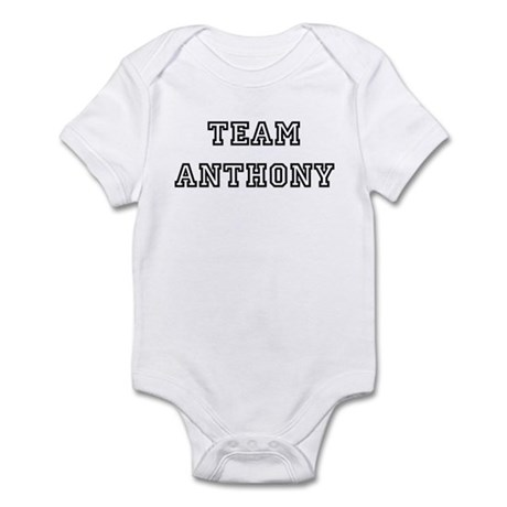 TEAM ANTHONY Infant Creeper