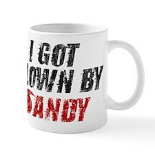I Got Blown By Sandy - Hurricane Sandy Mug