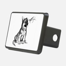 Puppy and Grasshopper Hitch Cover