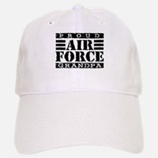 Proud Air Force Grandpa Baseball Baseball Cap
