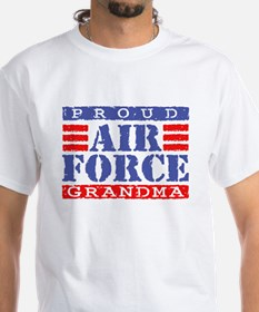 Proud Air Force Grandma Shirt