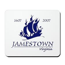 Jamestown Virginia Mousepad