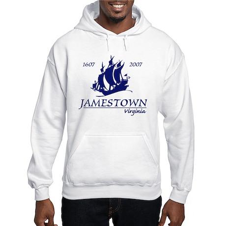 Jamestown Virginia Hooded Sweatshirt