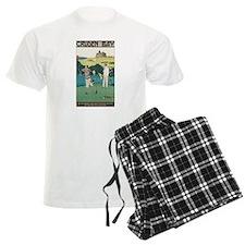 Vintage Golf Ball Pajamas