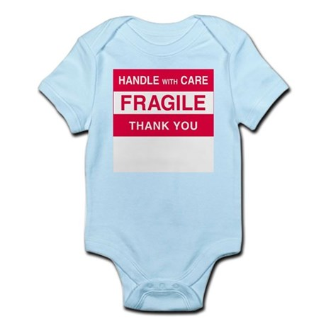 Fragile Items... Infant Creeper