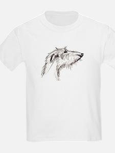 Scruffy Lurcher T-Shirt