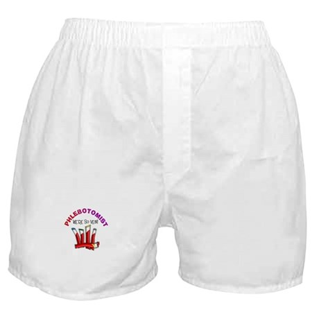 phlebotomist were so vein.PNG Boxer Shorts
