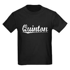 Quinton, Vintage T