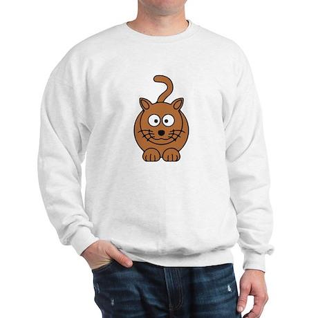 Front facing Cat Sweatshirt