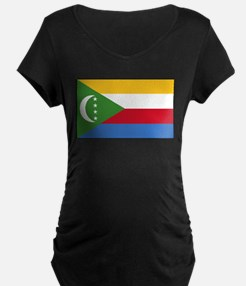 Comoros - National Flag - Current T-Shirt
