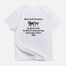 design Infant T-Shirt
