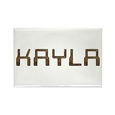 Kayla Circuit Rectangle Magnet