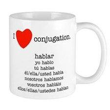 Cute Spanish teacher Mug