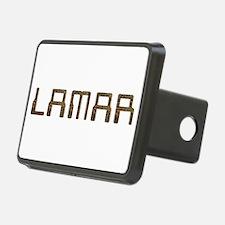 Lamar Circuit Hitch Cover