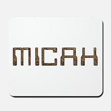 Micah Circuit Mousepad