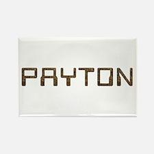 Payton Circuit Rectangle Magnet