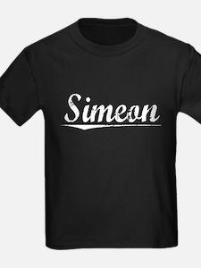 Simeon, Vintage T