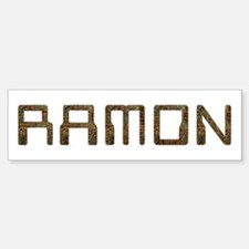 Ramon Circuit Bumper Bumper Bumper Sticker