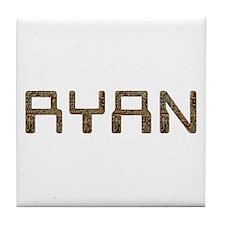 Ryan Circuit Tile Coaster